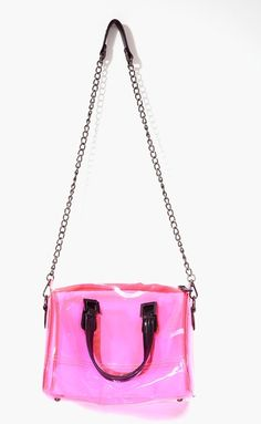 Electric Jelly Bag Pink