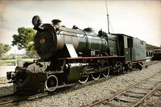 czech steamtrain | Art and design inspiration from around the world – CreativeRoots