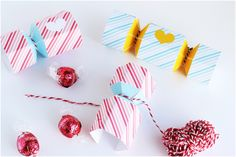 20 Adorable DIY Candy Containers For A Sweet Valentines Day