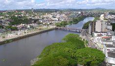 As cidades do sul da Bahia, Itabuna, Ilheus, Itacare, Canavieiras, Una, Buerarema