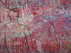 Alice Kettle exhibition at ANU