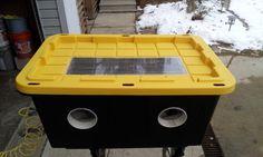 DIY Low Budget Sand Blasting Cabinet - AR15.COM
