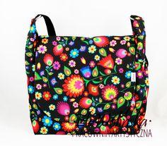 duża folk torba w Pracownia Artystyczna Ela Wolinska na DaWanda.com