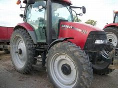 Baker Implement - 2008: Case IH 120 Maxxum Pro