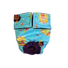 Cat Diapers  Made in USA  Mermaid Washable Cat Diaper XS for Piddling Spraying or Incontinent Cats -- Find out more about the great product at the image link.