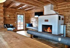 Luxus Blockhauschalet bei Schladming - Hüttenurlaub in Schladming - Dachstein mieten - Alpen Chalets & Resorts
