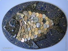 Картинки по запросу что можно сделать из монет