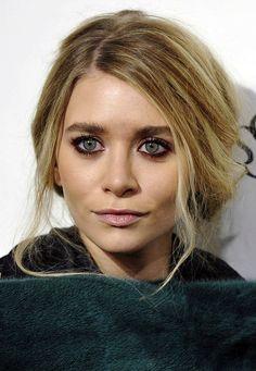 Olsen inspiration makeup. Blondes beauty ideas.