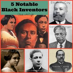Inspired by the series Great Black Heroes here are 5 Notable Black Inventors and what they invented.