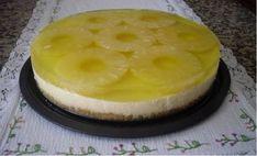 Receitas práticas de culinária: Semi-Frio de Maracujá e Ananás