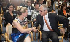 When delivering his speech on Tuesday,Prime Minister Turnbull reiterated the statement th...