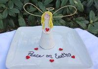 Sweet Angel Cake Topper published on December 15, 2011