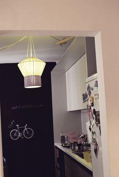 Bon bon lamps, by Ana Kras