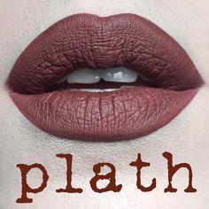 Kat Von D Liquid Lipstick in Plath