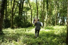 The easiest way to get the bride into the woods. A real wedding by Couple Photography Wedding Ceremony, Wedding Day, More Photos, Couple Photos, Up For The Challenge, Blown Away, Magical Wedding, Sunset Photos