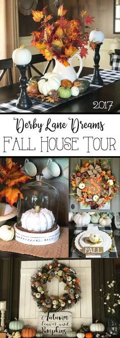 2017 Fall House Tour