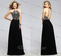 Prom Dress,halter Prom Dress,sexy Prom Dress,colorful Beading Prom Dress,elegance Prom Dress, on Luulla