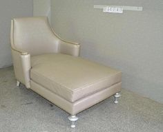 Fully pu leather upholstery chair sofa with solid wood legs in sliver finish.
