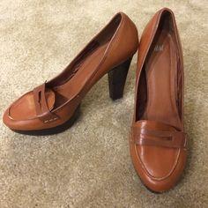 H&M loafer heels H&M loafer heels H&M Shoes Heels