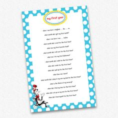 Dr Seuss Party Supplies Dr Seuss Birthday Party City Great
