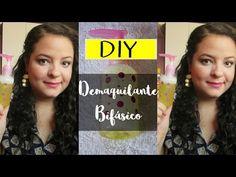 DIY: DEMAQUILANTE BIFÁSICO - YouTube
