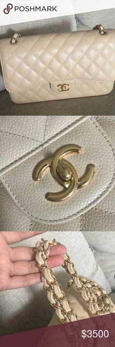 Chanel medium flap Brand new no marks CHANEL Bags Crossbody Bags