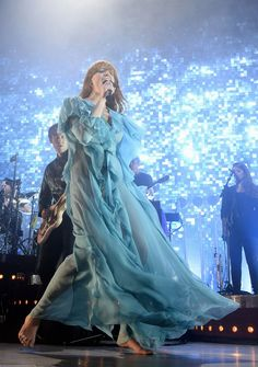Florence Welch Was Having A Breakdown, But Guess Who ...
