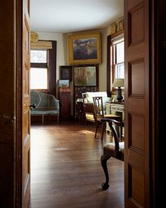 Isabella Stewart Gardner Museum : Macknight Room