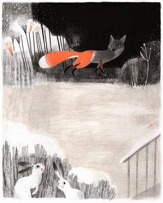 PEHACHE: Isabelle Arsenault, ilustradora que trasciende las generaciones