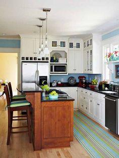 Kitchen layout flipped