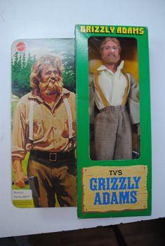 Other Vintage & Classic Toys Gi Joe, Retro Toys, Vintage Toys, Big Jim, Grizzly Adams, Toys Land, Army Men, Military, Classic Toys