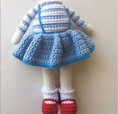 As Elisideryası, we are here with a new amigurumi model we prepared for you. Amigurumi is one of your kids& favorite toys Baby Knitting Patterns Free, Free Knitting, Free Pattern, Crochet Dolls, Crochet Baby, Free Crochet, Knitting For Kids, Knitting Socks, Groomsmen