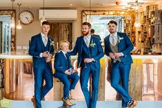 The groomsmen enjoy the stylish bar in the Orchard Barn at Blackwell Grange Wedding Gallery, Wedding Photos, Waves Photography, Country Garden Weddings, Beautiful Wedding Venues, Wedding Book, Wedding Suits, Groomsmen, Daffodil