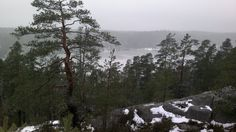 Smell of winter. The view over Pitkäjärvi Lake, Nuuksio. January 2nd, Finland, National Parks, Tours, Winter, Nature, Travel, Outdoor, Winter Time