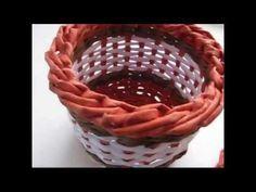 Newspaper Basket Weaving Tutorials - WOW.com - Video Results