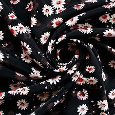 crepe - daisy confetti