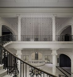 Starlight / Cooper Joseph Studio. Image © Ed Hueber Museum of the City of New York. It replaces a 19th Century chandelier