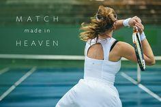 Yoga For Tennis blog header