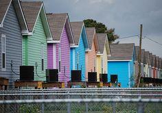 Musicians' Village, New Orleans