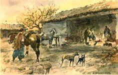 ECC - Churrasqueando en el rancho