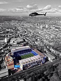 Stamford Bridge - Home of Chelsea Football Club - Est:1905