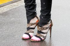 The street-style shoes we're obsessing over!