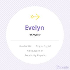 Evelyn   Typography   Pinterest   Name cards, My name and ...