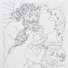 Pablo Picasso, Suite Vollard, Narcisse, see Bloch-No. Pablo Picasso, Picasso Drawing, Picasso Prints, Hans Arp, Cubist Movement, Francis Picabia, Guernica, Georges Braque, Spanish Painters