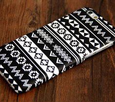 Aztec iPhone 6s Case Plus 5S SE 5C Dual layer Tough case