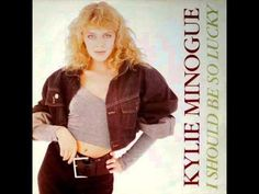 KYLIE MINOGUE - I Should Be So Lucky (Extended) - YouTube