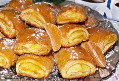 Ароматное и очень вкусное, мягкое апельсиновое печенье