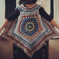 Image result for pentagono crochet pattern