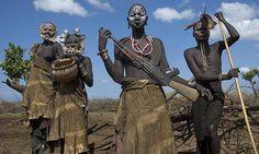 Mago.jpg (950×571) Les Mursi Mago National Park (Ethiopie)