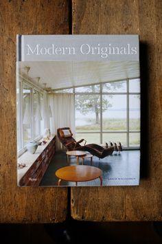 Image of 'Modern Originals' book by Leslie Williamson